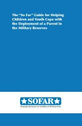 """The """"So Far"""" Guide for Helping Children and Youth Cope with the ..."""
