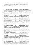 HERRIDGE BAR - SUSSEX + UK SPECIALS BEER SELECTION - Page 3
