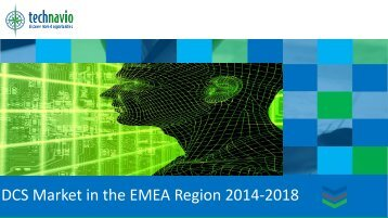 DCS Market in the EMEA Region 2014-2018