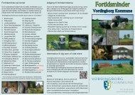 Fortidsminder i Vordingborg Kommune - Møn