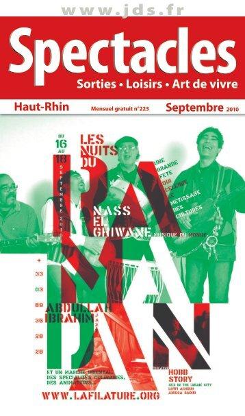 Septembre 2010 - JDS.fr