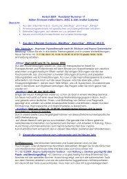 Herbst 2009 - Institut Systeme