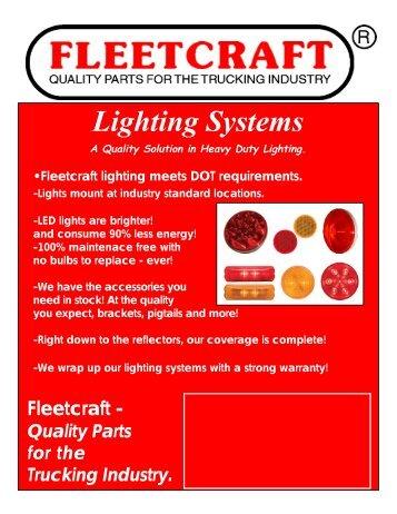 Fleetcraft Lighting Systems = 4 page.p65 - New Life