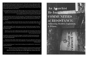 COMMUNITIES of RESISTANCE - Zine Library