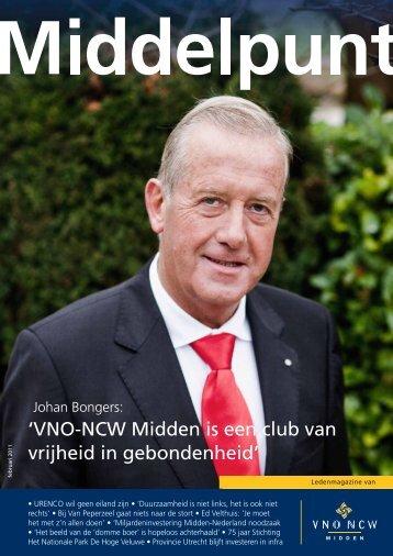 nummer 1, februari 2011 - VNO-NCW Midden