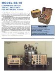 Model P-3500 - Cours - Page 3