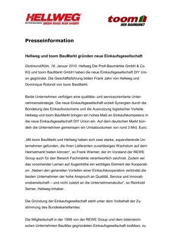 2011-01-18 toombm neue Einkaufsgesellschaft final