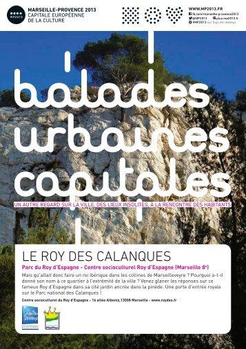 Téléchargez le descriptif - Marseille Provence 2013