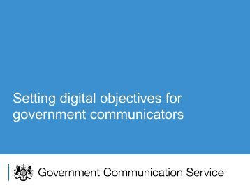 Setting-digital-objectives-for-government-communicators
