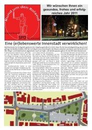 Ausgabe 12/2010 - SPD Bad Bramstedt