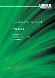 detailed Environmental Statement