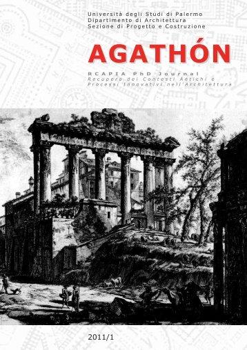4. Agathon_2011_1 - Università di Palermo