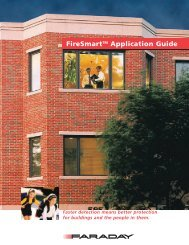 FireSmart™ Application Guide - Siemens Building Technologies