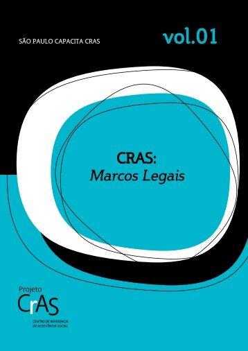 CRAS Marcos Legais - Secretaria de Desenvolvimento Social
