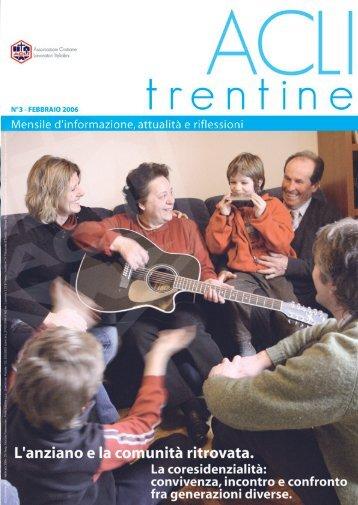 febbraio 2006 ESEC.indd - ACLI Trentine