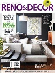 SMART IDEAS SMALL SPACES - Glen Peloso Interiors