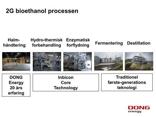 DONG Energy Power New Bio Solutions - Bioenergi