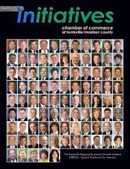 The Huntsville Regional Economic Growth Initiative (HREGI ...