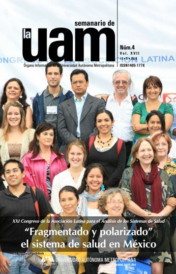 el sistema de salud en México - UAM. Comunicación Social