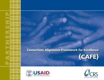 Consortium Alignment Framework for Excellence - FSN Network Portal