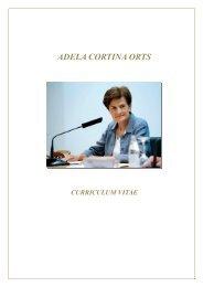 ADELA CORTINA ORTS - Fundación Étnor