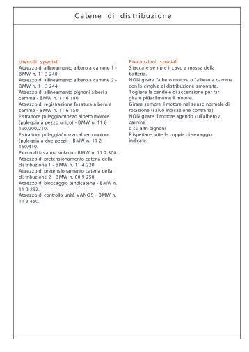 Catene di distribuzione - AutoService Group