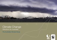 Climate change brochure3 - IAG