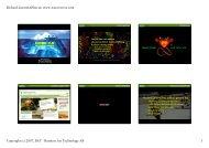 (c) 2007, BAT J Business Art Techno1ogy AB 1 ... - Richard Gatarski