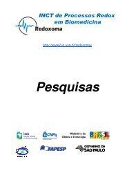 Pesquisas - Instituto de Química - USP