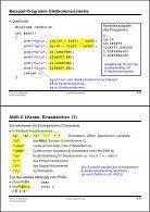Systemprogrammierung Teil 1: Einführung - Seite 6
