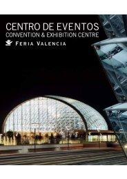 """CENTRO DE EVENTOS """"'..:\r;, - Feria Valencia"""