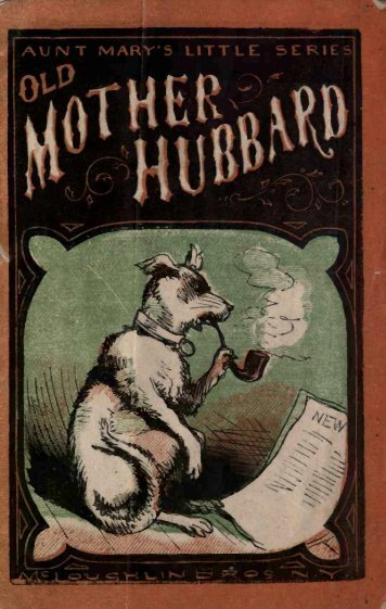 Old Mother Hubbard - Tim And Angi