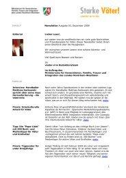 Newsletter Ausgabe 03, Dezember 2009 Editorial Lieber Leser, auf ...