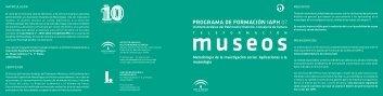 telefo-museo-07-fina.. - IAPH. Instituto Andaluz del Patrimonio ...