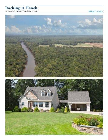 Rocking-A-Ranch - North Carolina Estates