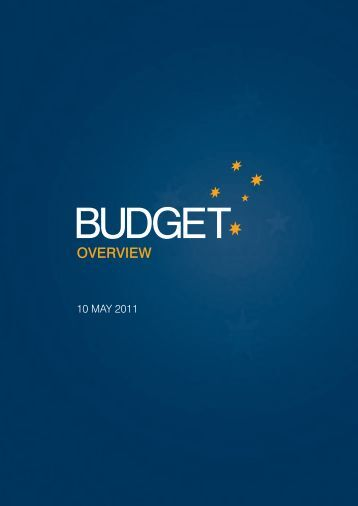 OVERVIEW - Budget