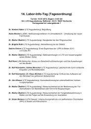Präsentationen LaborInfoTag 2013.pdf - LTZ Augustenberg