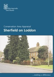 Sherfield-on-Loddon Parish Council