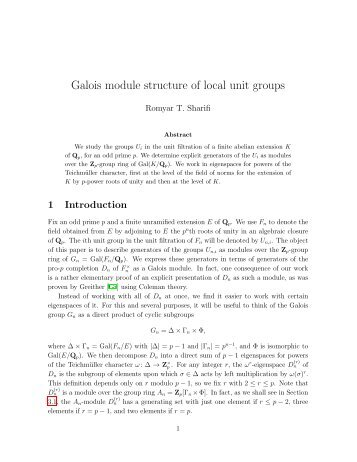 Galois module structure of local unit groups