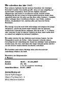 Anmeldung an - Seite 2