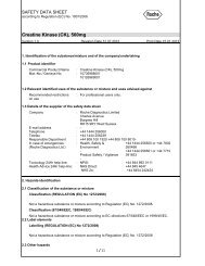 Creatine Kinase (CK), 500mg