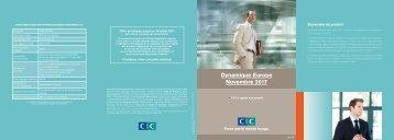 dynamique europe Novembre 2017 - CIC