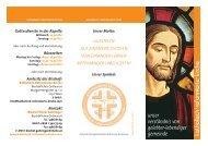 unser verständnis von gelebter-lebendiger gemeinde - katholisch ...