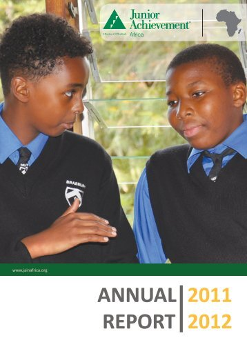 ANNUAL REPORT 2011 2012 - JA Worldwide