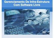 Gerenciamento De Infra-Estrutura Com Software Livre - FESP