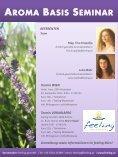 aroma basis seminar grundlagen der aromatherapie - Feeling - Seite 2