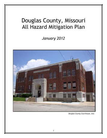 Douglas County - South Central Ozark Council of Governments