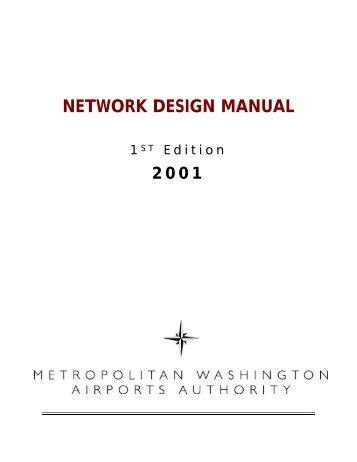network design manual metropolitan washington airports rh yumpu com Washington Metropolitan Philharmonic Washington Metropolitan Area