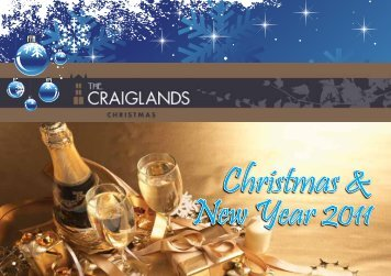 Christmas & New Year 2011 - Craiglands Hotel