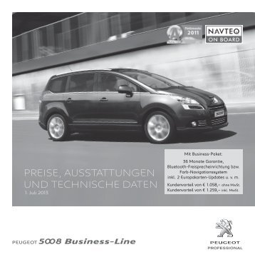 Business Line - PEUGEOT Professional